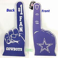 NFL Dallas Cowboys Foam Finger #1 Fan