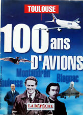 Mag TOLOSA, 100 anni d'aereo: Concorde_caravelle_airbus_san EXUPERY_LATECOERE