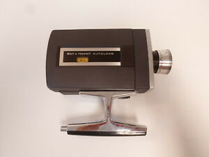Bell & Howell Super 8mm Model 435 Video Movie Camera Untested