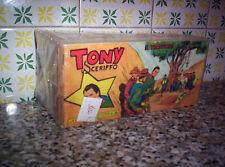 TONY SCERIFFO STRISCIA SERIE COMPLETA 1/54 VICTORY RISTAMPA ANASTATICA NUOVA