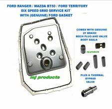 FORD RANGER/BT50 6R80 TRANSMISSION SERVICE KIT / THERMAL BYPASS VALVE / MECH KIT