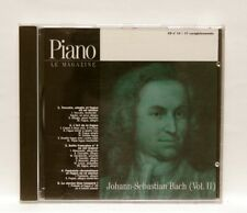 NIKOLAYEVA, CHAFFIAUD - JS BACH keyboard works PIANO LE MAGAZINE CD NM