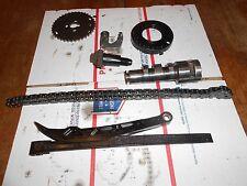 2002 BOMBARDIER 650 QUEST 4X4  CAMSHAFT-GEAR-CHAIN-GUIDES-DECOMP.