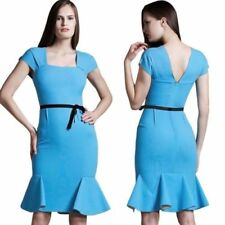 Collar Any Occasion Hand-wash Only Dresses for Women