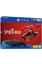 PS4 500gb Console With Spider Man