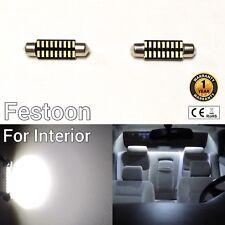 Festoon 41mm Interior Dome Roof Light 6K LED Bulb DE4410 211-2 214-2 578 M1 MAR