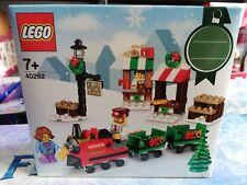 LEGO 40262 VIAGGIO SUL TRENO DI NATALE