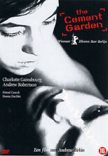The Cement Garden NEW PAL Arthouse DVD
