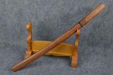 Japanese Shrine Ninja Sect Samura Short Full Tang Sword Katana Hand Forged Sharp