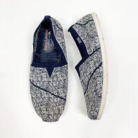 Bobs From Skechers Gray Memory Foam Plush Peace And Love Flat Shoe Womens Sz 11