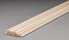 Balsa Wood 3/16 X 3/8 X 36in (10) Bws1056