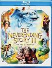 The Neverending Story II 2: The Next Chapter Blu-ray, 2014 NEW Factory Sealed