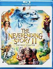 The Neverending Story 2: The Next Chapter (Blu-ray Disc, 2014)   Brand New
