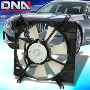 FOR 2002-2007 SUZUKI AERIO FACTORY STYLE BOLT-ON RADIATOR COOLING FAN ASSEMBLY
