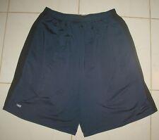 Nike Dri-Fit Team - Shorts - Men' Medium - Navy Blue & Black - 100% Polyester