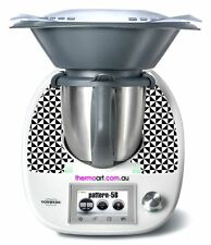 Thermomix TM5 Sticker Decal  (Code: Pattern 58)