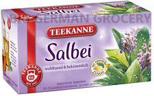 TEEKANNE - Sage - 20 Teabags - German tea