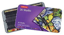 Derwent Studio Pencils 36 Tin