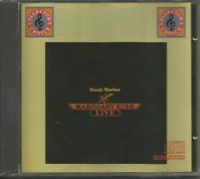 Frank Marino & Mahogany Rush Live   - CD - no remaster!!