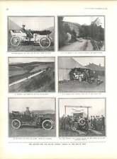 1905 MOTORE Tourist Trophy Corsa Isle Of Man ARROL Johnston vincitore