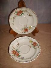 Capistrano Mikasa Heritage Saucers Set of Two (2)