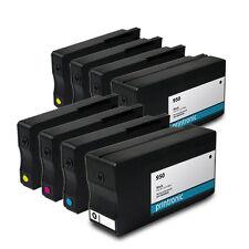 8PK HP 950 HP 951 Ink Cartridges OfficeJet Pro 8600 Premium 8620 8630 Printers