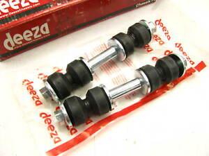 (2) Deeza BC-L624 Front Suspension Stabilizer Sway Bar Link Kits - PAIR