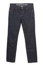 Vintage Mustang Mid Waist Jeans True Denim Straight Leg 90s 30 in. Navy - J4058