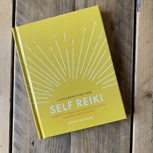 Self Reiki Self Care Book By DK. BRAND NEW (A)