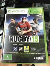 Rugby 15 Xbox 360