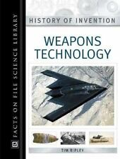 Weapons Technology (History of Invention) [Jul 31, 2004] Ripley, Tim