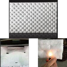 Auto 80*50cm Deadening Control Noise Heat Shield Insulation Mat Aluminum Foil