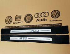 VW Golf 4 IV original R32 Einstiegsleisten Tür Einstieg Logo MK4 Aufkleber Folie