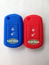 2pcs Fob Remote Smart Key Cover for LAND ROVER LR3 Range Rover Range Rover Sport