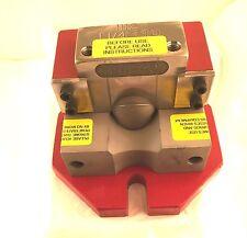 "1-1/4"" sch 40 Pipe Notcher / Coper for Scotchman Ironworker"