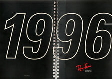 TRANSFER DIGITAL IMAGES Vintage Ray Ban GERMANY CATALOG 1996 B&L USA brochure