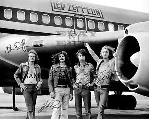 Robert Plant Led Zeppelin Autographed Signed 8x10 Photo Reprint