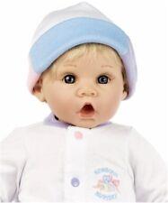 Little Sweetheart - Blonde/Blue, (LM924) Newborn Nursery by Middleton Dolls