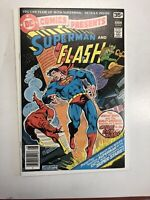 DC Comics Presents (1978) # 1 (NM) Garcia-Lopez Superman Flash