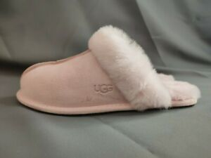Ladies Ugg Scufette Slippers, Pink Colour, UK Size 5