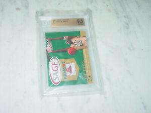 2002 Sage Pangos Lebron James Card! Graded BGS 9.5!!