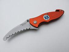 2x MTech Rettungsmesser Curved Rescue 1