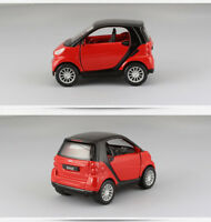 Maisto 1/32 Mini Smart Vehicles Diecast Car Model Red Collection Kids Gift Toy