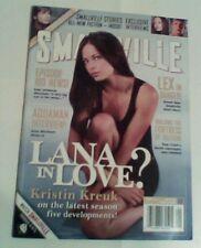 Smallville Magazine # 12 Kristen Kreuk Cover