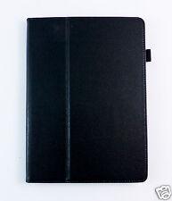 Leder Tasche für das Apple iPad Air 1 / Air 2 Hülle Etui Case | schwarz