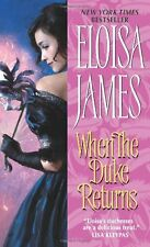 When the Duke Returns,Eloisa James