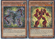 Yugioh Chronomaly Budget Deck - Mayan Machine  - Gordian Knot - 42 Cards - NM