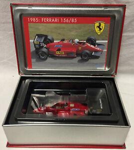 Ixo 1:43: La Storia - Ferrari 156/85 #27 M. Alboreto