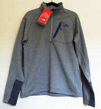 The North Face Men s CANYONLANDS 1 2-Zip Pullover Fleece High Rise Grey  Heath 5da706328949