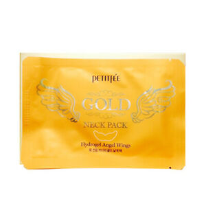 [PETITFEE] Gold Neck Pack - 1pack (5pcs)
